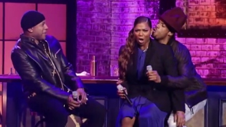 Watch Marlon Wayans Creep Out Everyone On This 'Lip Sync Battle' Preview
