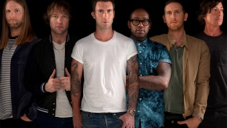 Song Of The Summer? Maroon 5's 'This Summer's Gonna Hurt Like A Motherf***er'