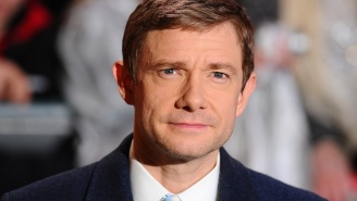 Martin Freeman Will Rub Elbows With Zombies In The Upcoming Thriller 'Cargo'