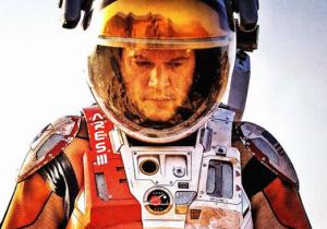 'The Martian' TV Spots Land With Brute Force And A Badass Matt Damon