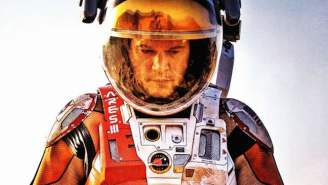 Matt Damon Is The Best Botanist On Mars In The Second Trailer For 'The Martian'