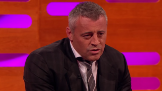 Matt LeBlanc Sings Lines From The Sigmund Freud Musical On 'Friends'