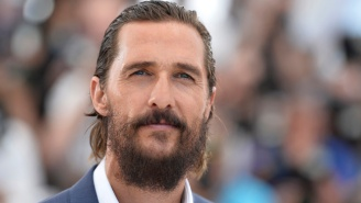 Is A Marvel Or DC Movie In The Cards For Matthew McConaughey?