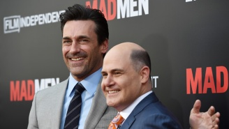 Matthew Weiner Revealed Exactly What Happened At The End Of 'Mad Men'