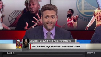 This Max Kellerman Clip About Michael Jordan And The Bad Boy Pistons Is Absolutely Ridiculous