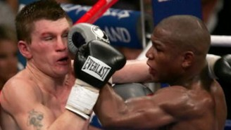 Here's A Crazy Floyd Mayweather Story That's Totally Believable