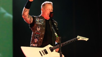 Metallica's Rare Set At Rock In Rio Featured All The Classics
