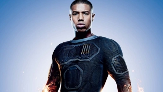 Michael B. Jordan Flames Back At 'Internet Trolls' Who Say A Black Man Can't Play Human Torch