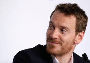Michael Fassbender says his 'Macbeth' is suffering from PTSD
