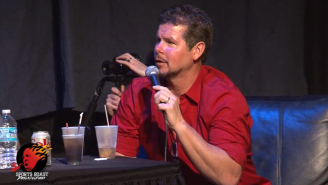 Watch Mitch Williams And Lenny Dykstra Verbally Attack Each Other At This Awkward Roast
