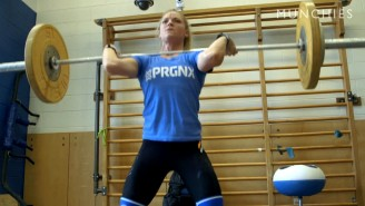 Meet The 109-lb Woman Who Can Lift Twice Her Weight