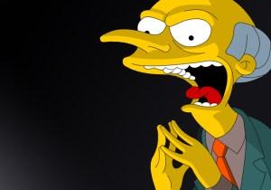 20 times 'The Simpsons' Mr. Burns embodied pragmatic evil nihilism