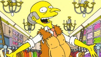 Fondly Remembering Harry Shearer's Best Musical Moment On The Simpsons