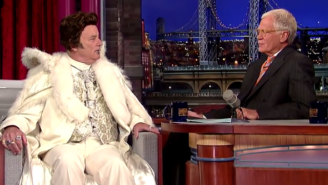 Thirty-Three Years After Appearing As Letterman's First Late-Night Guest, Bill Murray Will Be His Last