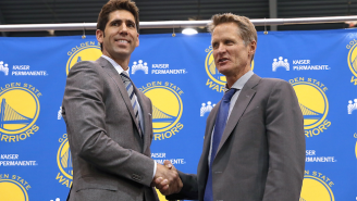 Golden State's Bob Myers Upsets Cleveland's David Griffin To Win Executive Of The Year