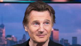 Liam Neeson Can Add 'Most Liked Celebrity Pitchman' To His Particular Set Of Skills