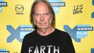 The Weird, Wild World Of Neil Young