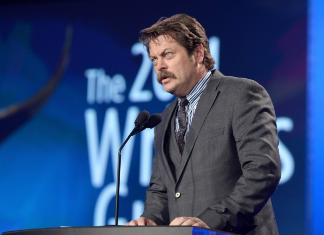 2014 Writers Guild Awards L.A. Ceremony - Inside