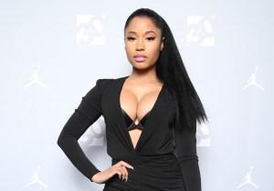 Nicki Minaj leaving pinkprints on 'Barbershop 3'