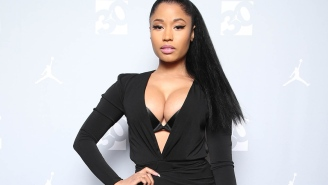 Nicki Minaj leaving pinkprints on 'Barbershop 3'