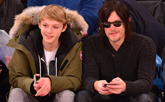 The Son Of Norman Reedus Refused To Audition For Spider Man