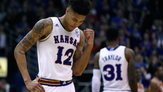 The Washington Wizards Trade Up In The NBA Draft To Select Kelly Oubre Jr.