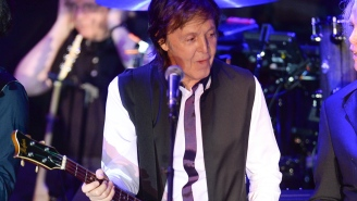 Paul McCartney collaborated with Lady Gaga for this new soundtrack