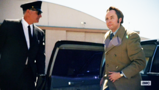 Okay… But Pete Campbell Could Still Get Eaten By A Bear. Like, Eventually.