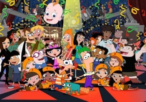 All The Times 'Phineas And Ferb' Forgot To Act Like A Kid's Show