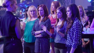 Review: Bumpy 'Pitch Perfect 2' soars when it sings