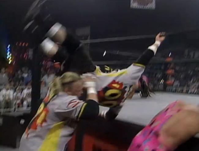 Public Enemy Nitro WCW