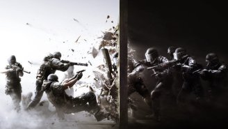 'Tom Clancy's Rainbow Six Siege' Deploys Its First Trailer
