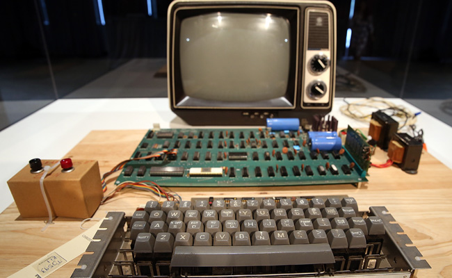 Christie's To Auction Working Apple-1 Motherboard Designed By Steve Wozniak