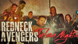 Watch Bad Lip Reading Transform 'The Avengers' Into A Pack Of Rednecks