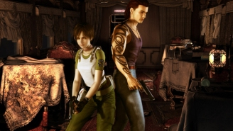 According To Capcom, A 'Resident Evil Zero' HD Remaster Is On The Way