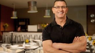 Why Robert Irvine does TV's best restaurant makeovers
