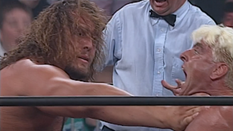 The Best And Worst Of WCW Monday Nitro 4/29/96: The Hands Of The Doggone Giant
