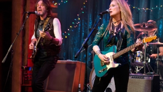 Meryl Streep channels Diablo Cody's rockin' in-law in the 'Ricki and the Flash' trailer