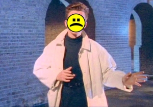 Internet reacts to Rickrolling racism claims