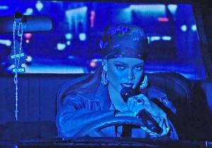 Watch Rihanna Stun In Her Performances From The 'SNL' Season Finale