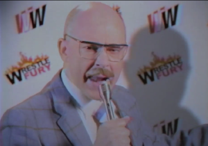 A Wresting Legend And Rob Corddry Join The Mountain Goats For Their New Video