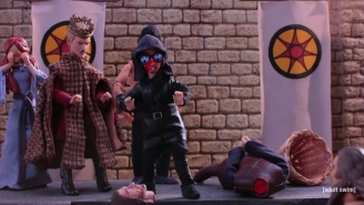 Watch All The Times 'Robot Chicken' Has Mocked 'Game Of Thrones'