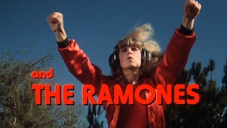 In Honor Of Joey Ramone's Birthday, We Remember The Bizarre Glories Of 'Rock 'N' Roll High School'