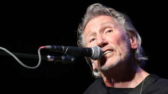 Roger Waters is headlining the 2015 Newport Folk Festival