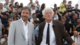 Roger Deakins will shoot Denis Villeneuve's 'Blade Runner' sequel