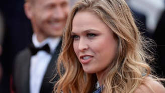 Ronda Rousey Blasts 'Snappers McCreepy' Ex-Boyfriend For Taking Secret Nudes Of Her