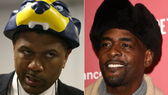 This Chris Webber Interview Got Awkward After A Question About Jalen Rose