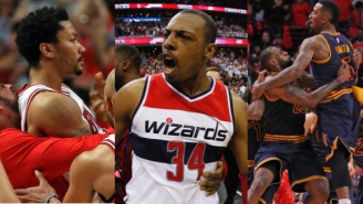 'Hit Me With Your Best Shot': See All 3 NBA Playoff Buzzer-Beaters From This Weekend