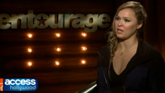 Ronda Rousey Won't Fight Floyd Mayweather Unless They 'Ended Up Dating'