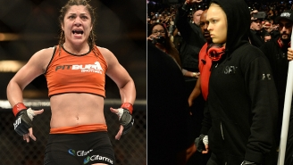 Bethe Correia Says She Will Make Ronda Rousey 'Suffer Pain' At UFC 190